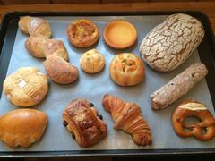 椿ベーカリー 豊田市の手作りパン国産小麦、防腐剤無しのハムサンド!