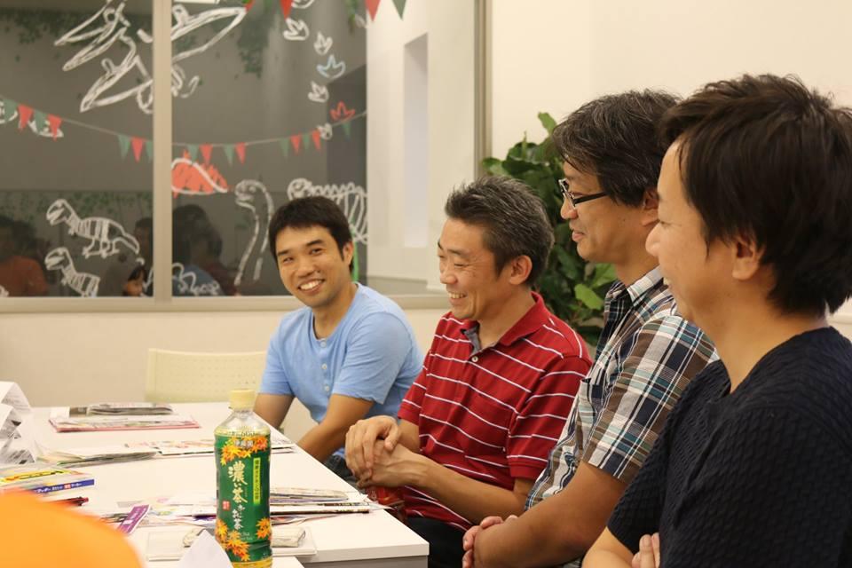 【開催レポート】第一回パパ交流会はなごやかに情報交換~その後懇親会でも盛り上がりました。