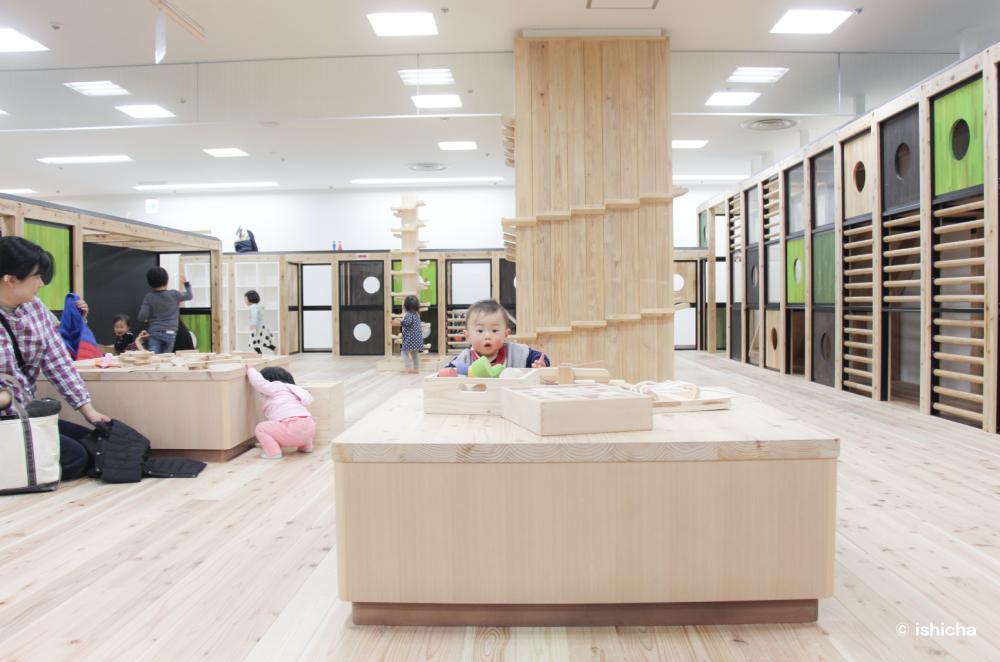 【体験レポート】リニューアルオープンした豊田市の子育て支援センターあいあいに行きました!〜赤ちゃん編〜
