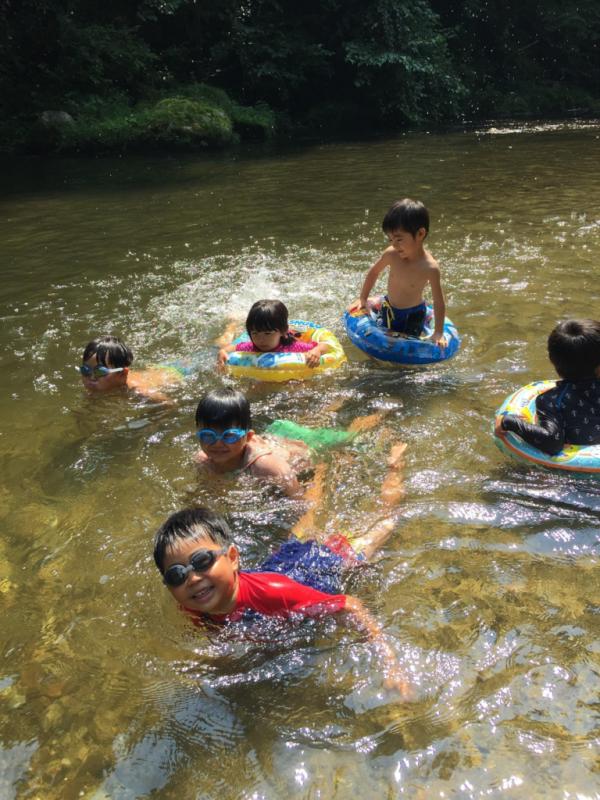 豊田の稲武、旭、下山で農作業や自然の中で「ほんものの体験」を通じて、生きる力を育むことを目的とした「セカンドスクール2019夏フリー版」開催