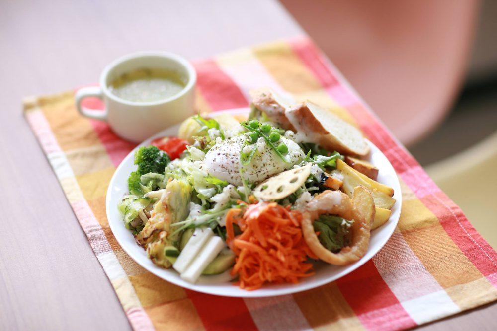 豊田市鞍ヶ池に行く途中にママ会やサークルにテイクアウト弁当もあるよ!おからと野菜のお菓子 きらずや 野菜ソムリエプロがあなたにおくります。